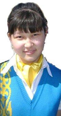 Темиргалиева Айсулу ученица школы №29