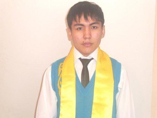 Ербулат Серикболсын учащийся 11 класса СОШ №30