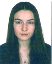 Кобыльченко Анастасия ученица школы с профильной направленностью «Стикс», 9 класс