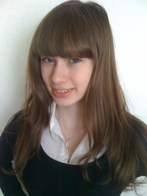 Кригер Эмма ученица школы с профильной направленностью «Стикс», 8 класс