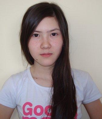 Кусаинова Камила ученица школы с профильной направленностью «Стикс» 8 класс
