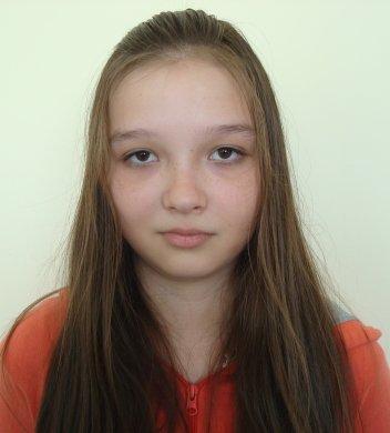 Садыкова Арина ученица школы с профильной направленностью «Стикс», 8 класс