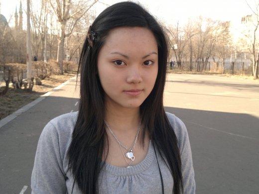 Толымбекова Лязиза ученица школы с профильной направленностью «Стикс», 8 класс