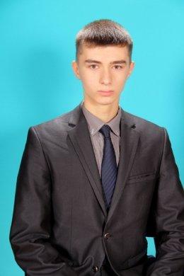 Деревянко Родион ученик СОШ №34, 9 класс