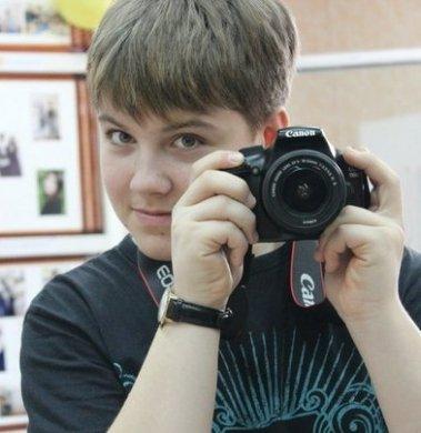 Кашемиров Максим   ученик 8 класса средней школы №34