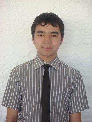 Карибаев Шынғыс  ученик СОШ №35