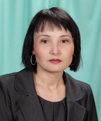 Алькеева Риза Сайкеновна учитель казахского языка в СОШ № 28