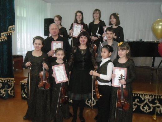 48 – ой Областной конкурс юных музыкантов.