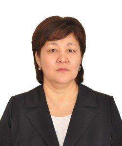 Жанар Бакенқызы Какимова