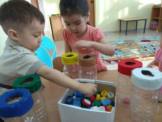 Ата-аналарға арналған кеңес Ойын арқылы балалардың ой - өрісін жетілдіру