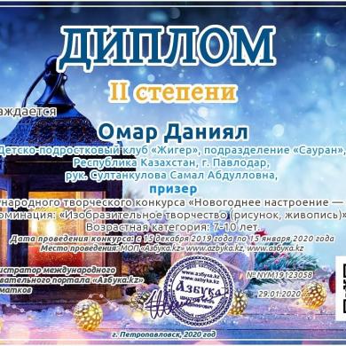 Победители и призеры международного творческого конкурса
