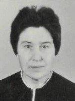 ВЕРГИЛЕСОВА Валентина Дмитриевна
