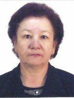 Буркутбаева Гульжазира Ныгматовна