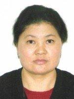 Шахметова Алма Сапарғалиқызы