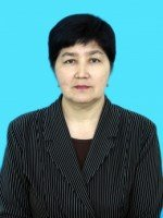 Багитжан Калимжановна Ахметжанова