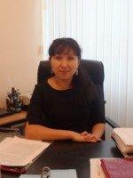 Утебаева Айман Кантемировна - методист по делопроизводству и электронному документообороту