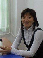 Кульбекова Шынар Маулетовна -директордың тәрбие жұмысы  жөніндегі орынбасары