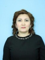 Айыпбаева Шырын Жарылкаповна -  директордың оқу-ісі жөніндегі орынбасары