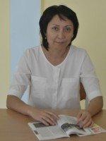 Гүлнар Сүлейменқызы Ахметова