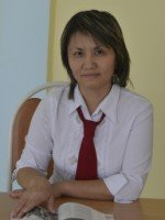 Анар Солтанхановна Амирова
