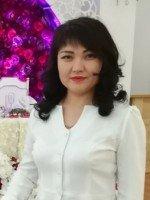 Адепбаева Асемгуль Зайроллаевна - учитель казахского языка