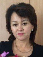 Байгабулова Анар Каримқызы