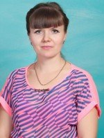Штрауб Елена Владимировна