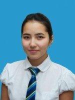 Шортомбаева Еркежан
