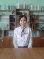 Менслу Оразгалиевна Шекебаева
