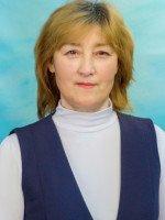 Рахметжанова Нурбикен Адельхановна
