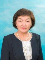 Қарашаш Тлеубекқызы Ахметова