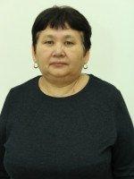 Ережепова Бибігүл Махметқызы - Директордың оқу-тәрбие ісі жөніндегі орынбасары
