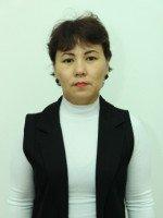 Шоқыбаева Балнұр Ерланқызы - Математика мұғалімі