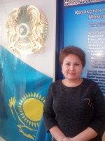 Файзуллина Мая Амантаевна