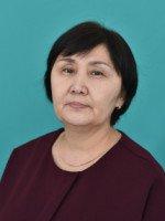 Смаилова Тулеу Микебаевна