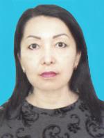 Камиева Бағлан Дүйсембекқызы