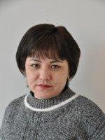 Такиева Алтынгуль Слямкуловна