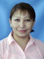 Бахытжан Сапарбековна Ахметова