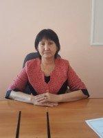 Кистаубаева Гульсим Рашитовна