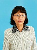 Алиева Гуляйм Багадатовна - математика мұғалімі