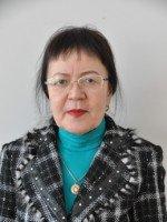 Молдашбекова Алма Канагатовна - директордың оқу ісі жөніндегі орынбасары