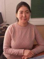 Нургалиева Ажара назымбековна