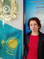 Эльмира Бактыбаевна Имангельдинова
