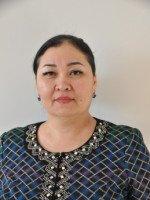 Анесова Гульнарай Женисовна - директордың оқу-ісі жөніндегі орынбасары