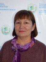 Оразалина Гульбаршин Айтбековна