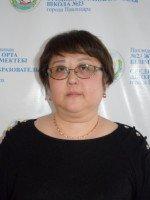 Искакова Жанар Тургуновна