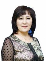 Ақгүл Алтыбайқызы Омарова - химия және биология мұғалімі