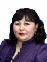 Бақыт Юсатқызы Сағындықова