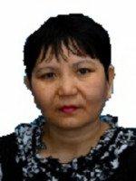 Майгүл Хамитқызы Бұшымбаева