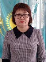 Сексембаева Жанар Сыздыковна
